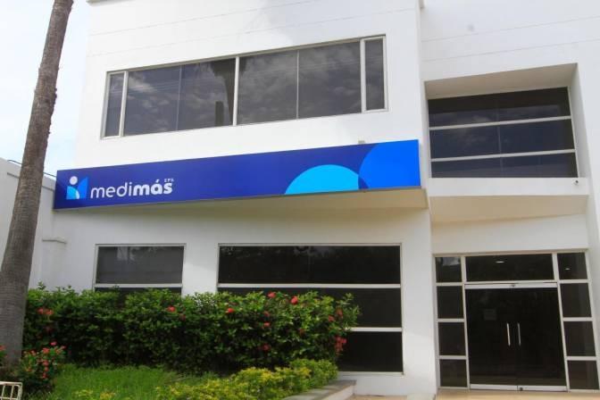 Medimás Extendió su apoyo al Cuerpo Oficial de Bomberos